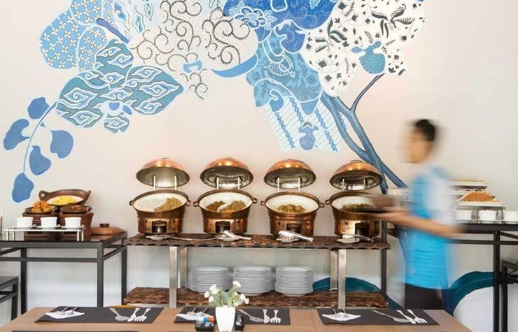BATIQA Hotel Cirebon - Restoran