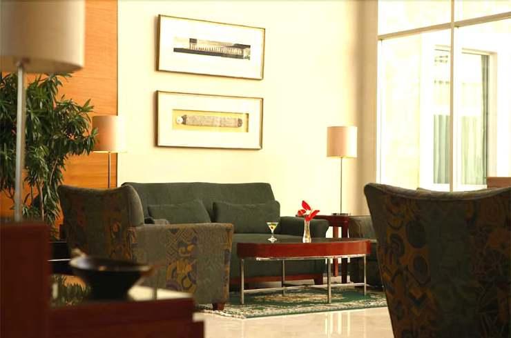 Hotel Santika Pontianak - Lounge