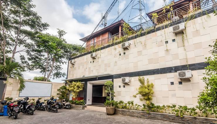 ZenRooms Legian Nakula 3 Bali - Tampak luar