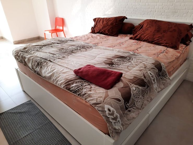 Skandinavia Apartment by SM Tangerang - Studio Room