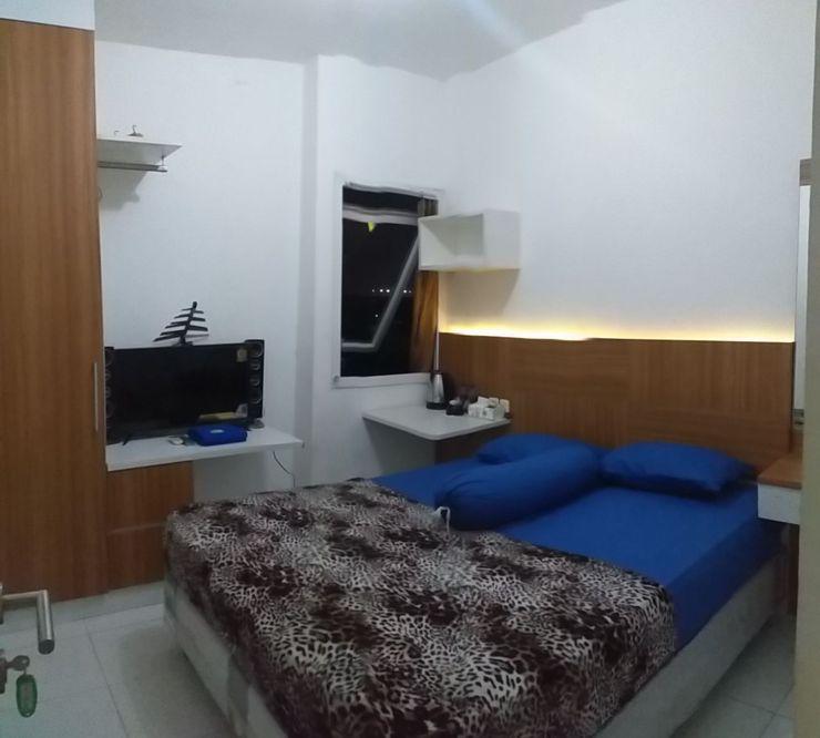 Apartemen Aero By Vanez Tangerang - Bedroom