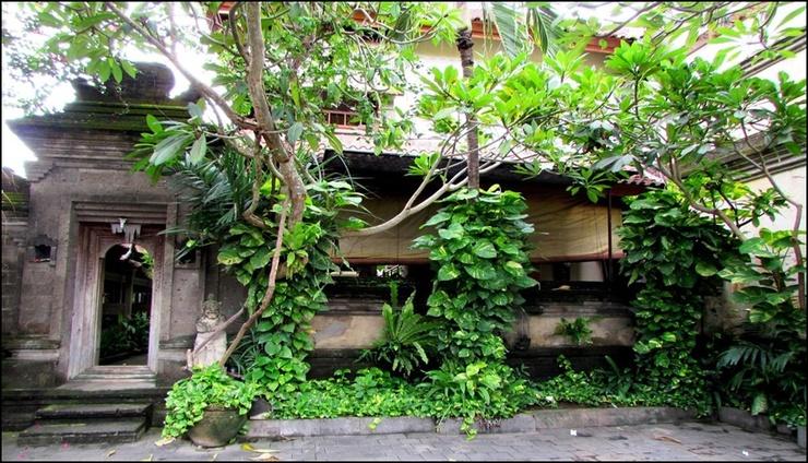 Hotel Griya Ayu Inn Sanur Bali - exterior
