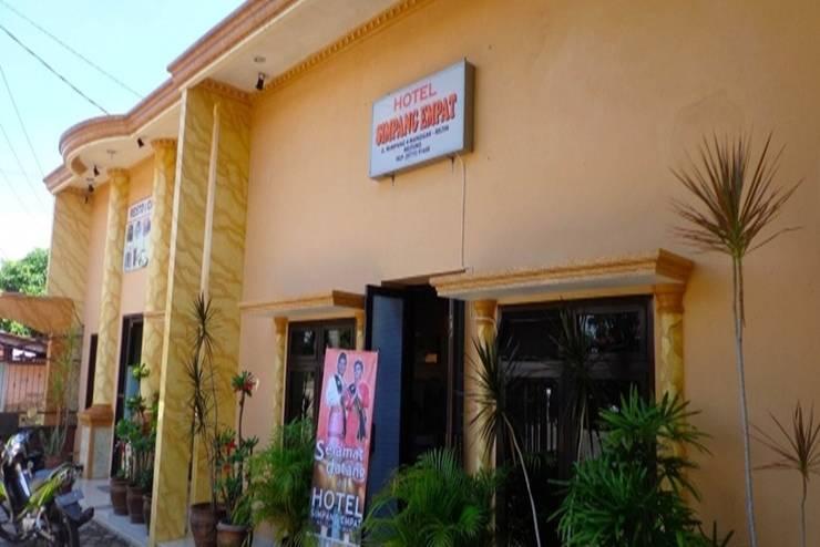 Hotel Simpang Empat Belitung Timur - Eksterior