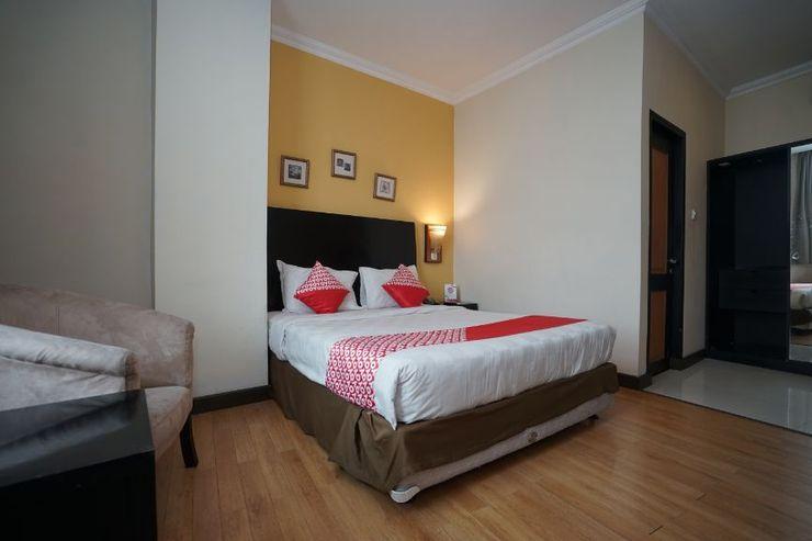 Capital O 1128 Hotel Imara Palembang - Bedroom SD