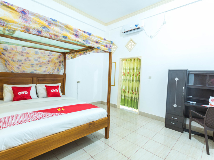 OYO 1895 Lamancha Homestay Lombok - BEDROOM ST D
