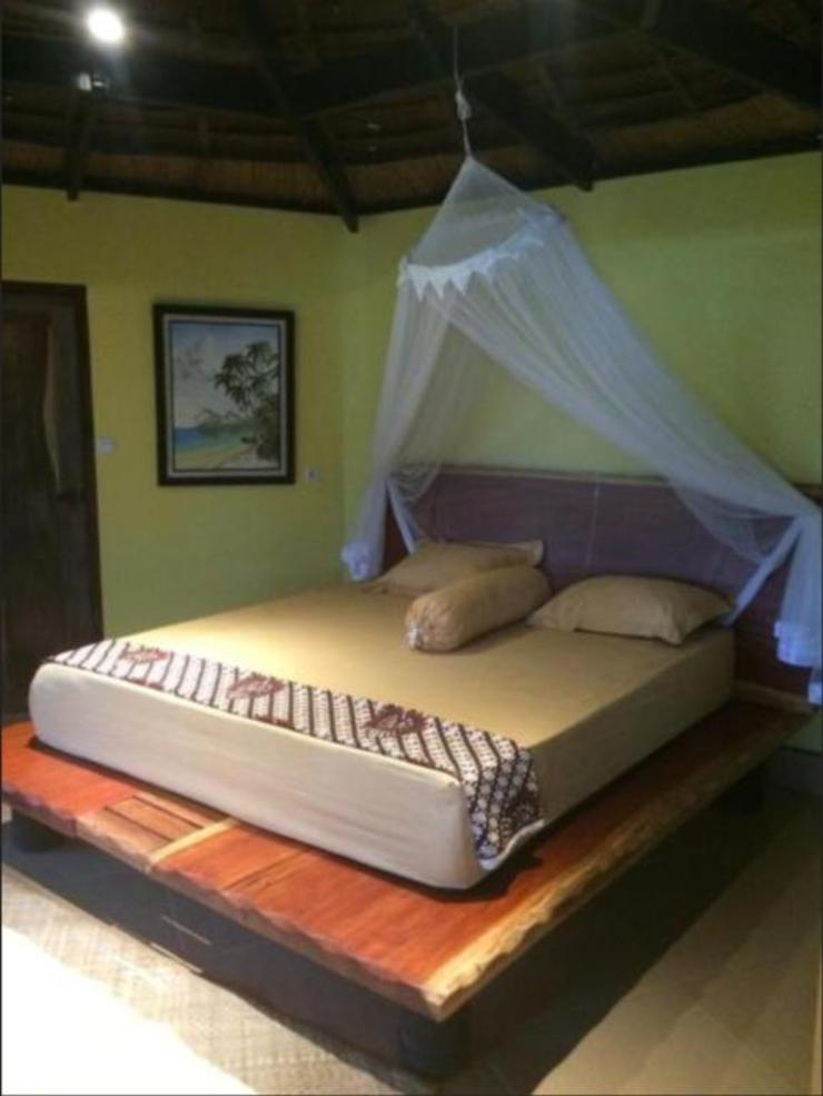 KabuNohi Sorake Resort Nias - Bedroom