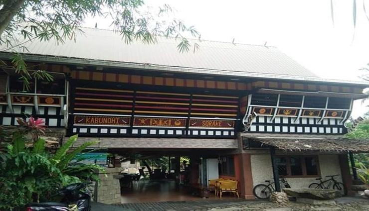 KabuNohi Sorake Resort Nias - Facade