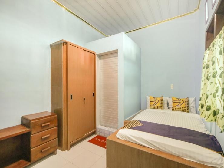 SPOT ON 90356 Gmmo Homestay Medan - Guestroom Sp/D 3