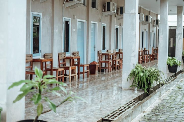 Pondok Kelapa Homestay Bandar Lampung - Facade