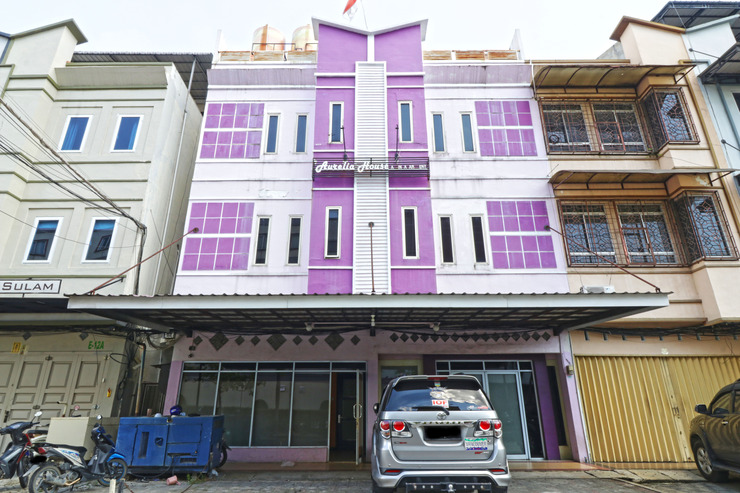 Aurelia House A Mini Apartment Pekanbaru - Exterior