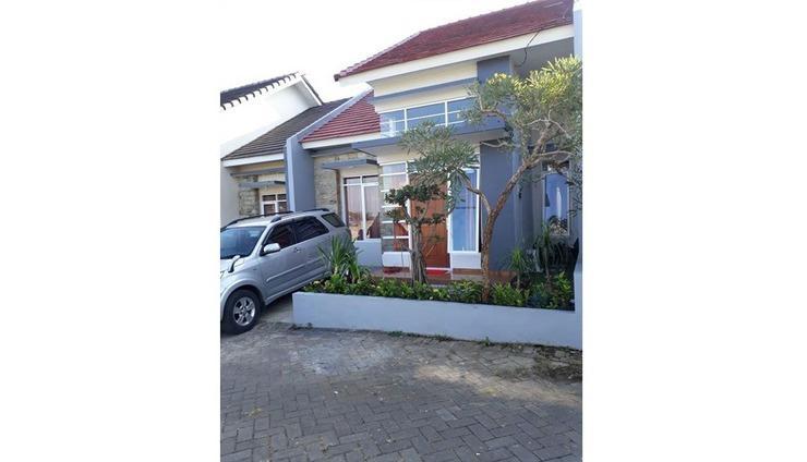 Villa Puncak Garuda A5 Batu Malang - Exterior