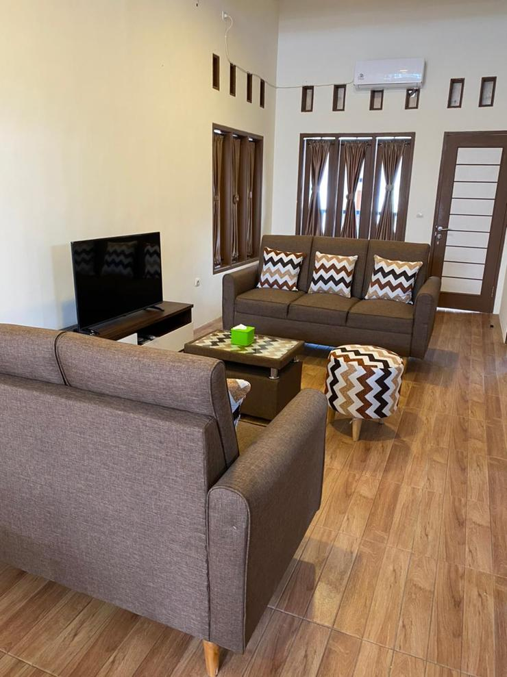 Alamii Kaoem Guest House Cianjur - Interior