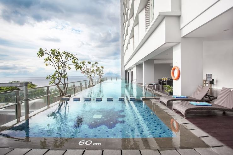Best Western The Lagoon Hotel Manado - Infinity Pool