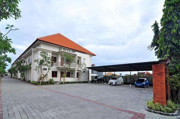 Taman Ayu Townhouse Bali - Exterior