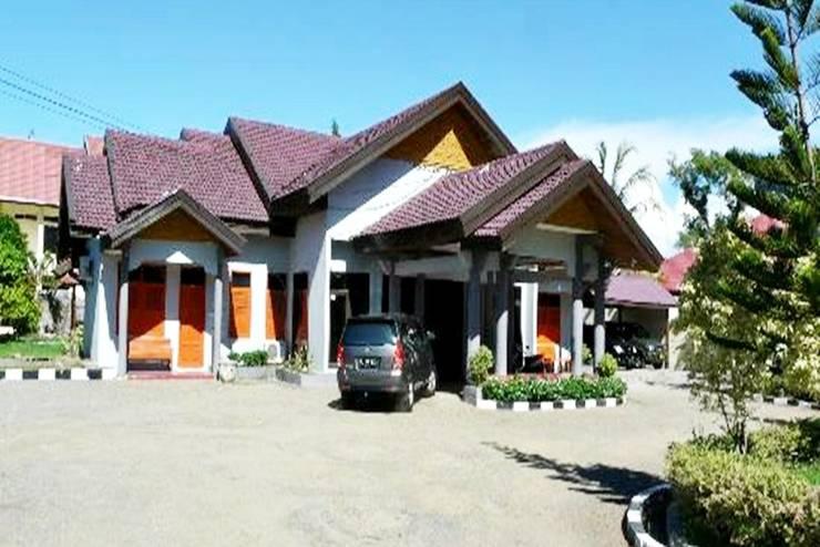 Wisma Teuku Umar Banda Aceh - Tampilan Luar Hotel