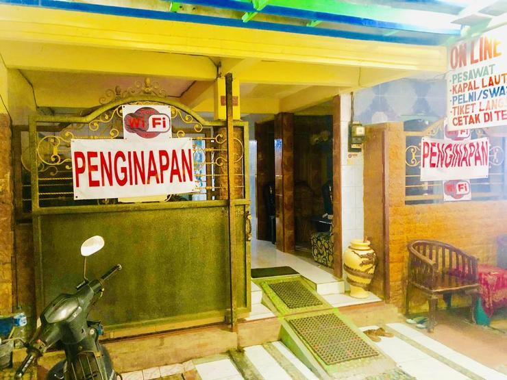 Dharmawati Homestay near Bandara Juanda Surabaya - Entrance