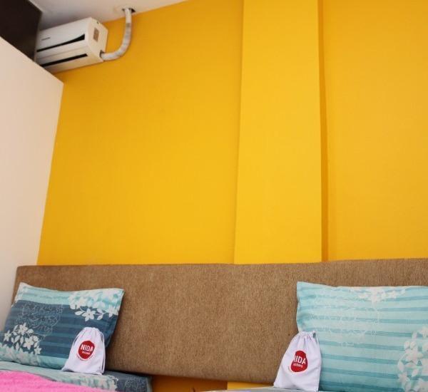 NIDA Rooms Semarang Pekojan Perokoan - Kamar tidur