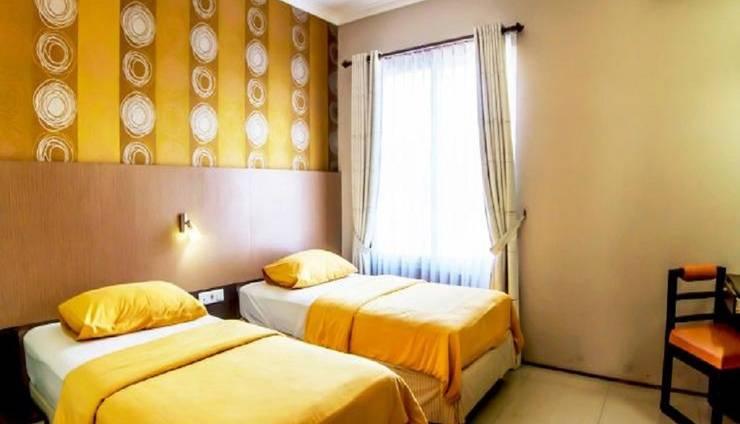 Andelir Hotel Bandung - Deluxe Twin