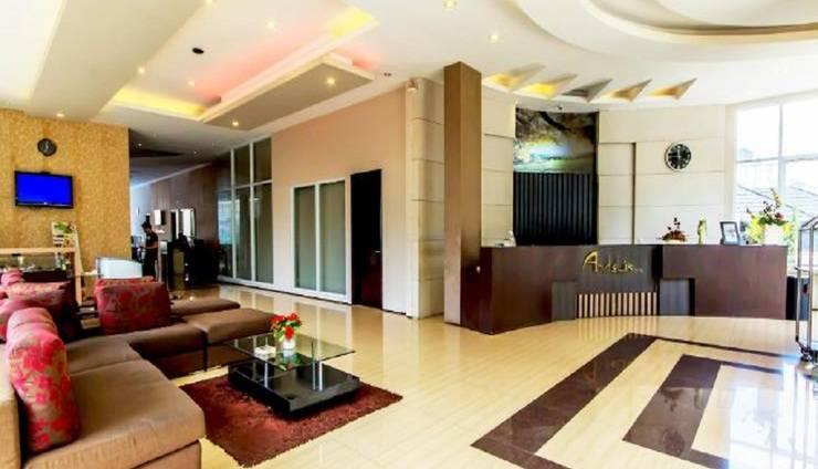 Andelir Hotel Bandung - Lobby