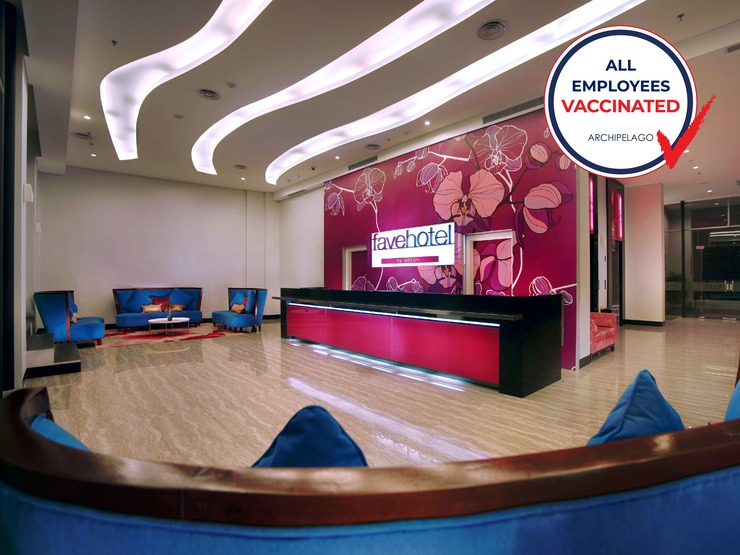 favehotel Pantai Losari Makassar Makassar - Hotel Vaccinated