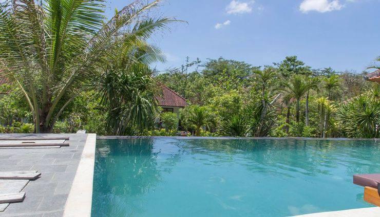 ZenRooms Uluwatu Labuan Sait Bali - Kolam Renang
