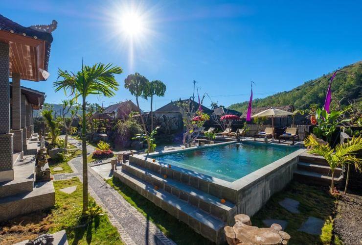 Latengaya Mount Batur View Bungalow Bali - Facilities