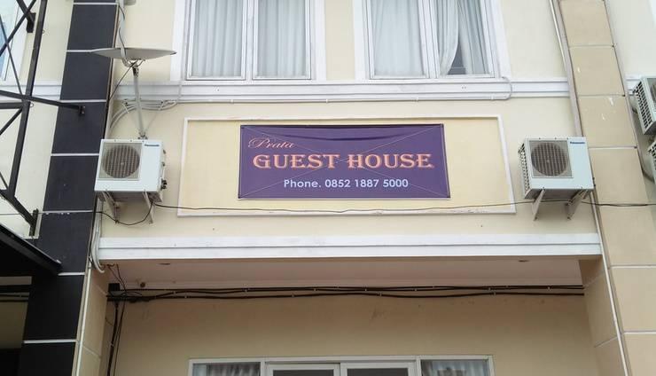 Pratasaba Guest House Balikpapan - Tampilan Luar Hotel