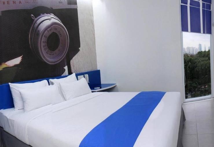 ZenRooms Puri Kedoya - Kamar tidur