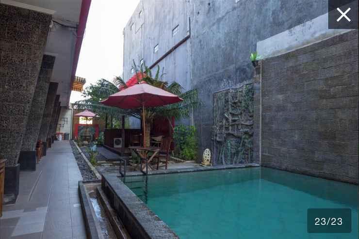 Red Apple Apartment Bali - Exterior