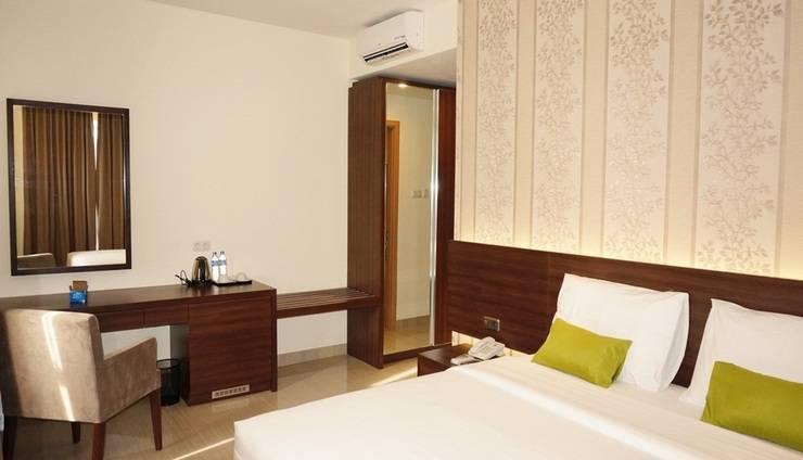 Green Eden Hotel Manado - Kamar tamu