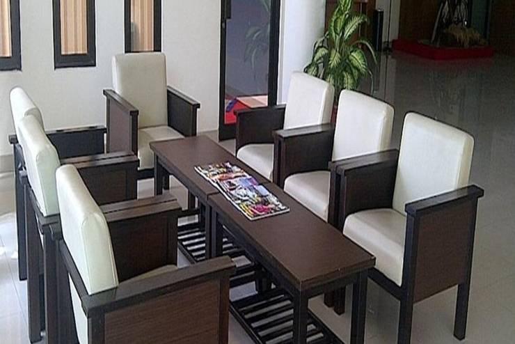 Parai Puri Tani Hotel Palembang - Ruang Tamu