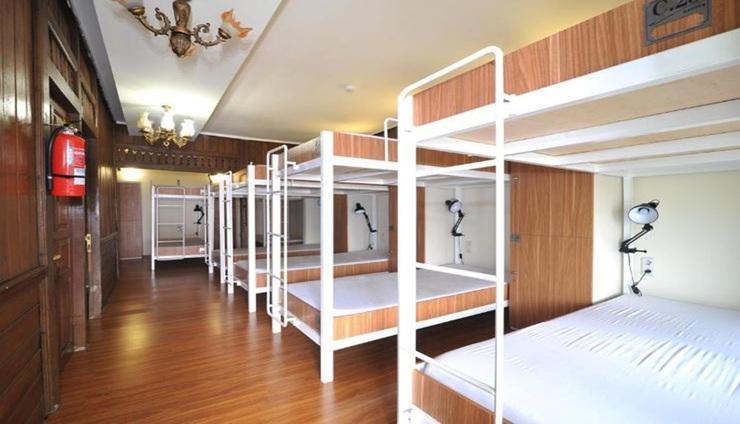 Garden Hostel Dago - Room