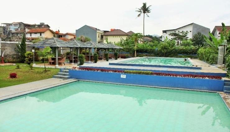 Garden Hostel Dago - Pool