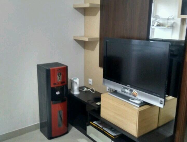 Sudirman Suite Bandung - Living room
