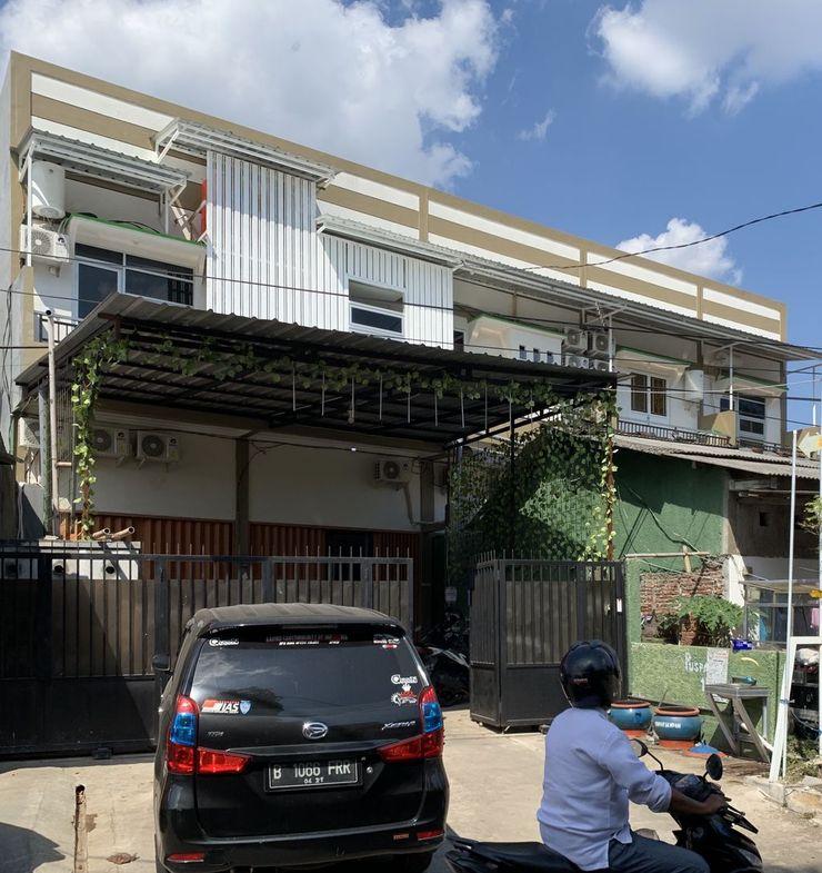 Happy Inn Puspo Semarang - Exterior