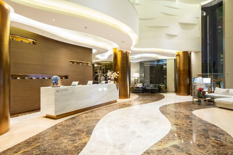 Ashley Jakarta Wahid Hasyim - Hotel Interior