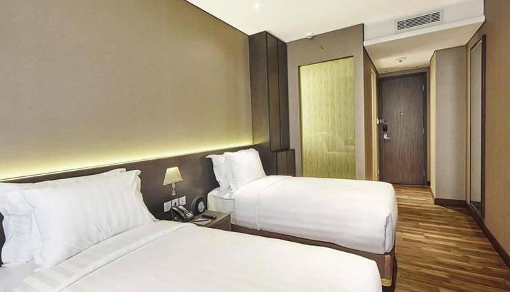 Ashley Hotel Jakarta Jakarta - Kamar tamu