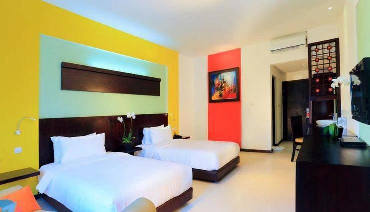 Ozz Hotel Kuta Bali - Superior Twin