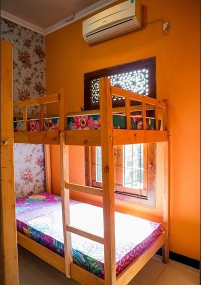 BaliOmah Guest House Yogyakarta - Asrama Campur