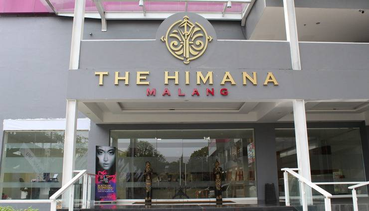 The Himana Malang (Malang City Point) Malang - Pintu Masuk
