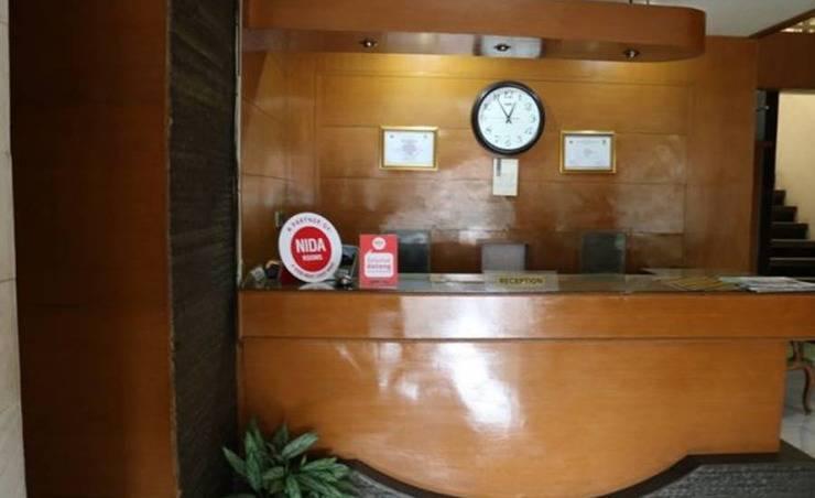 NIDA Rooms Buah Batu Bandung - Resepsionis