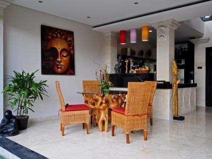VIlla Harmony Bali -   Ruang makan
