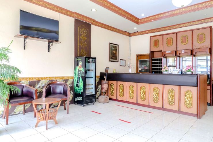 Hotel Yogya Kembali Yogyakarta - interior