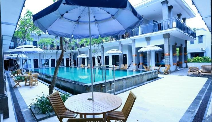 ASOKA City Bali Bali - pool