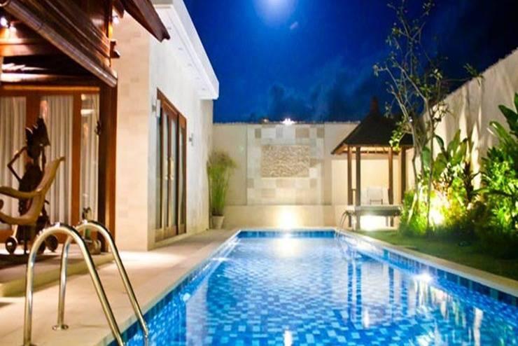Villa Diza Bali - Kolam Renang