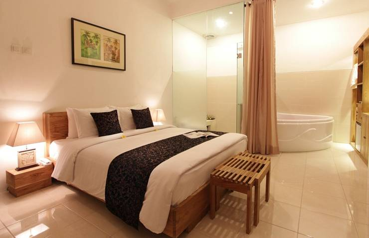 The Adnyana Villas & Spa Bali - Deluxe (11/Feb/2014)