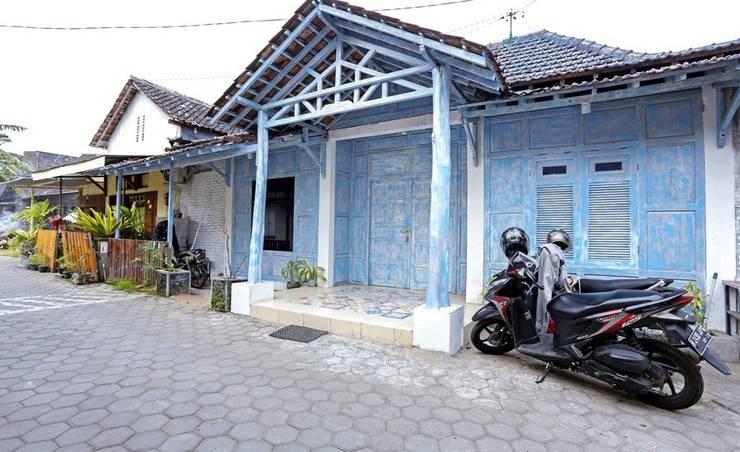 RedDoorz near Prawirotaman Jogja -