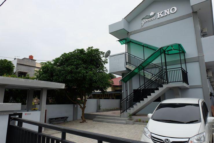 Green KNO Deli Serdang - Facade