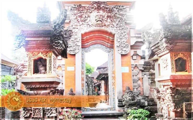 Ubud Asri Bali - Facilities