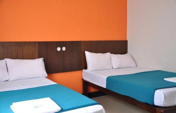 Lavarta Hotel Bali - Kamar tidur